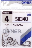 Haken Owner Chinta Black Nickel (50340) Größe 4-20