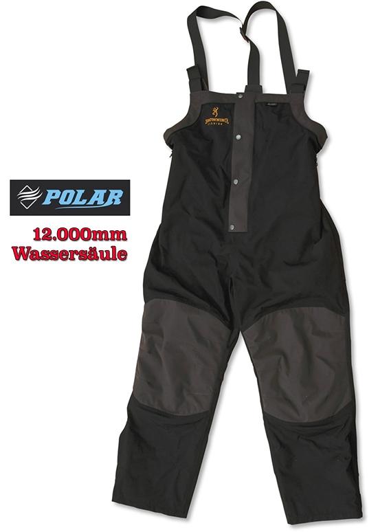 in 12.000mm-Qualität wasserdicht und atmungsfähig Browning Xi-Dry Polar Jacke