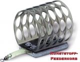 Kunststoff Feederkorb mit großen Löchern, 20-60 Gramm, 3cm Durchmesser