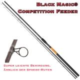 Browning Black Magic Competition Feeder River Medium 3.60m 100g Wurfgewicht, 2 Spitzen